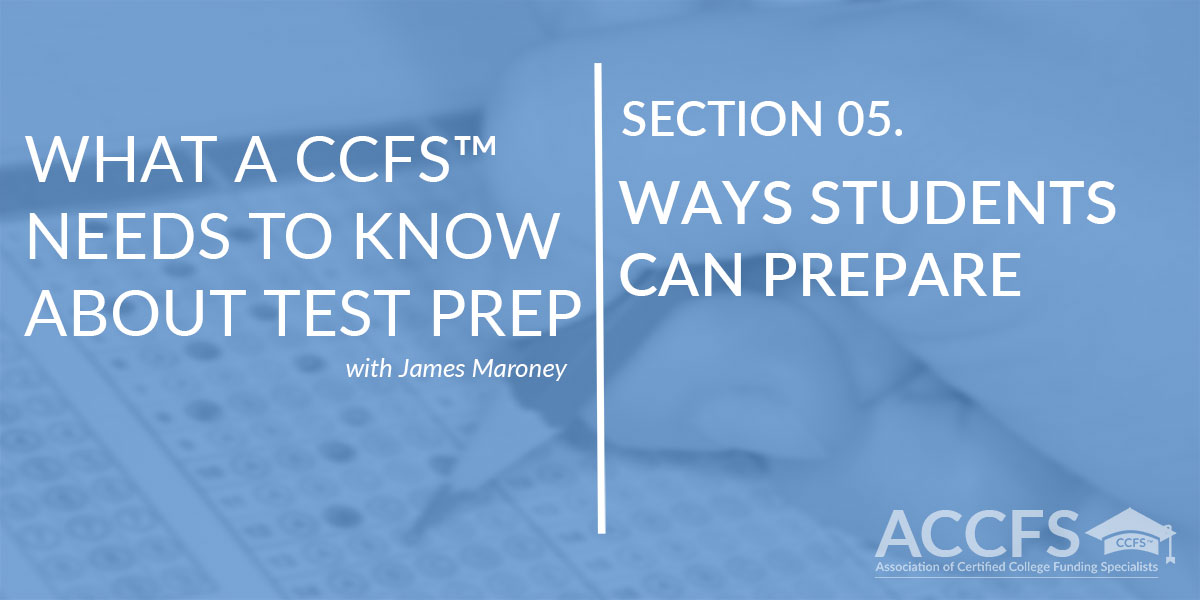 Ways Students Can Prepare