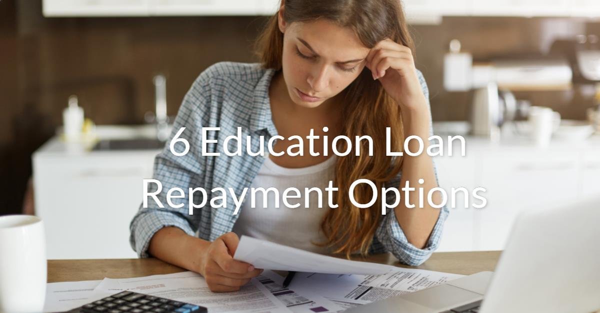 Show Your Clients How To Pay Off Their Student Loans And Get Out Of Debt Using These 6 Repayment Plans
